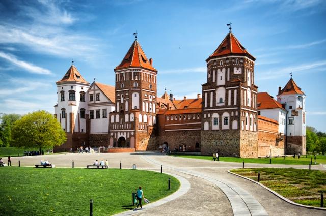 Замок Мир (Белоруссия)