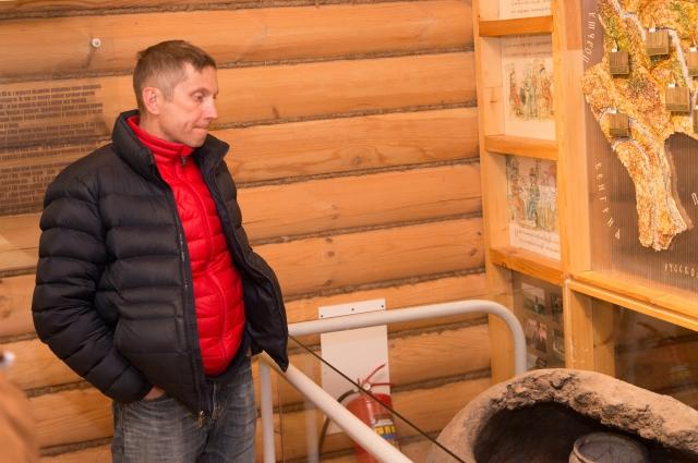 Александр Карпиловский.