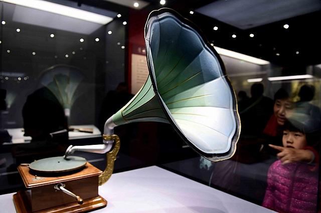 Пермяки увлеклись граммофонами на рубеже веков.