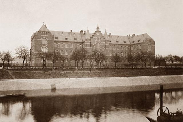Институт Роберта Коха в Берлине.