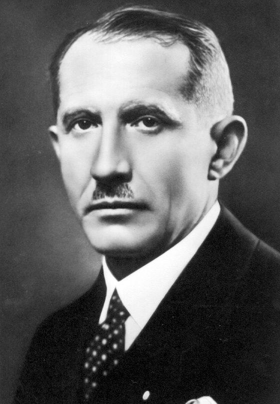 Евген Коновалец.