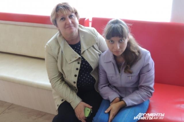 Участница конкурса Екатерина Фомина.