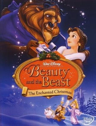 Принц, обращенный в Чудовище именно в рождественскую ночь, возненавидел праздник. Но Красавица сумела его переубедить