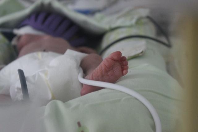 Особенно велик риск остановки сердца у недоношенных детей.