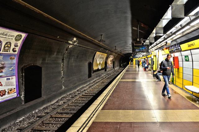 Римское метро.