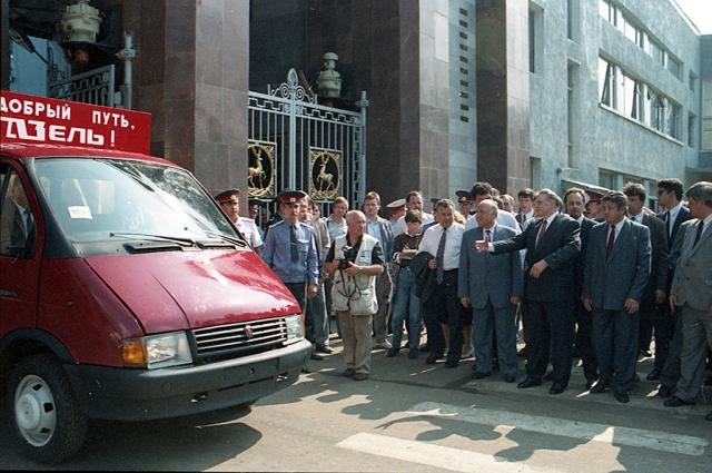 20 июля 1994 года с конвейера сошёл первый лёгкий коммерческий грузовик. За 25 лет их выпустили 2,2 млн.