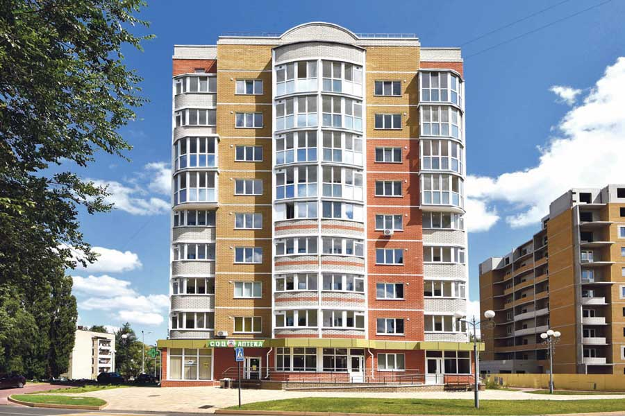 Жилой комплекс «На Некрасова».