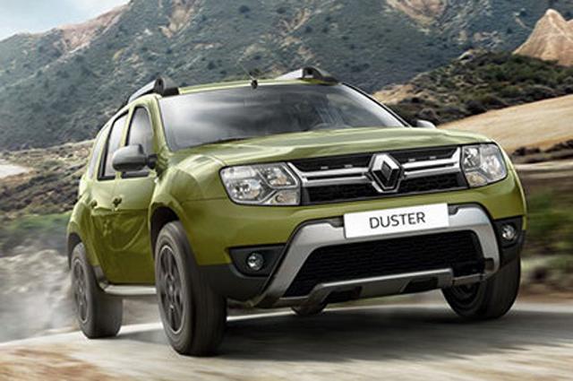 Renault Duster.