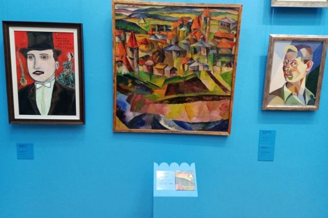 Детям очень нравится современное искусство, говорят в галерее.