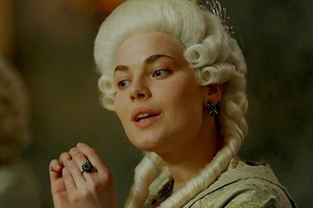 Роль императрицы пока считают лучшей у Снигирь в кино.