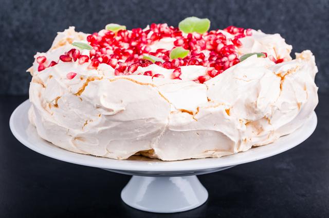 Торт «Павлова».