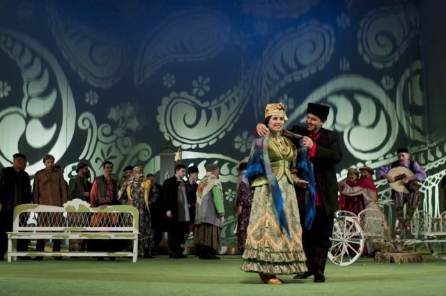 Традиционно Камаловский откроет сезон легендарной постановкой