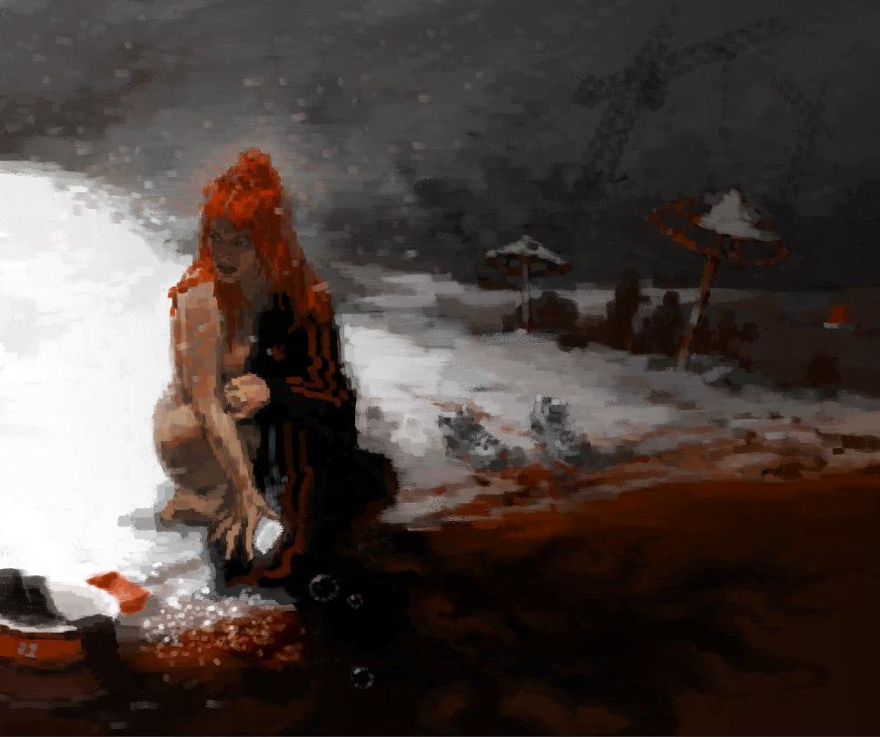 Картины Александра Селезнева