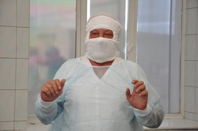 Страшно не было никогда, даже во время сложных операций. Очень важно быть уверенным в себе и в том, что делаешь, иначе больной просто погибнет на операционном столе.