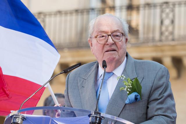 Жан-Мари Ле Пен.