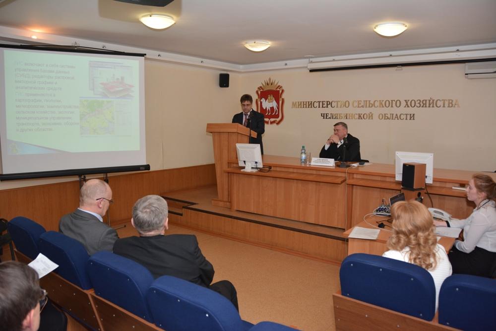 Порядок взаимодействия ведомств обсудили в региональном минсельхозе.