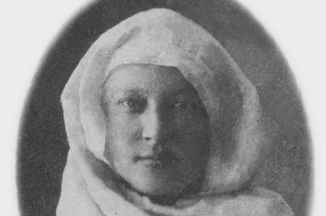 Мария Капитоновна Батюшкина, старшая дочь.