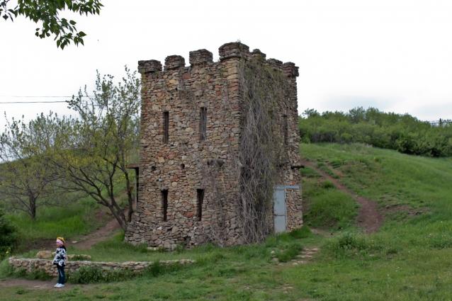 Древний город Танаис у истоков Дона
