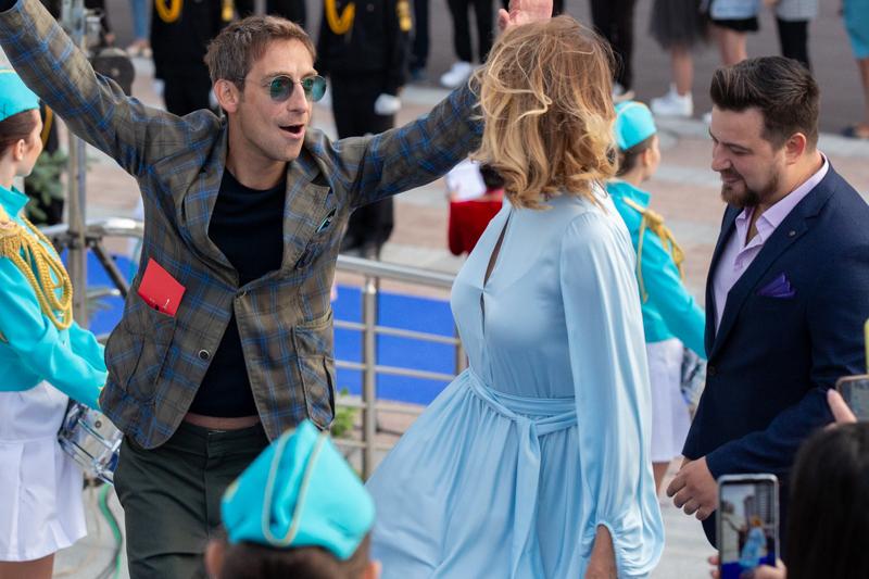 На примрском фестивале страсти горят покруче, чем в Голливуде