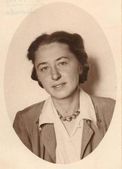Валентина Невская.
