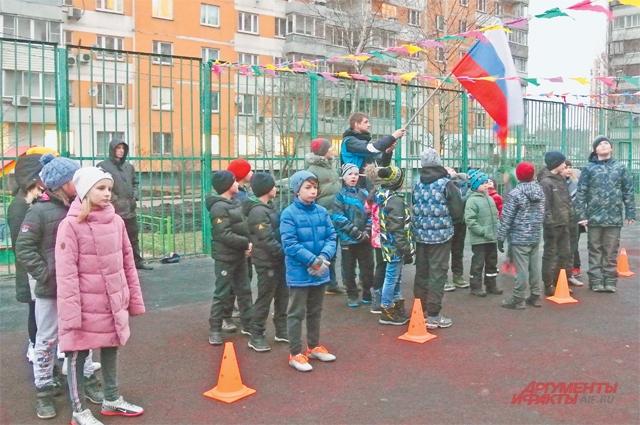 В зимних стартах приняли участие пять команд.