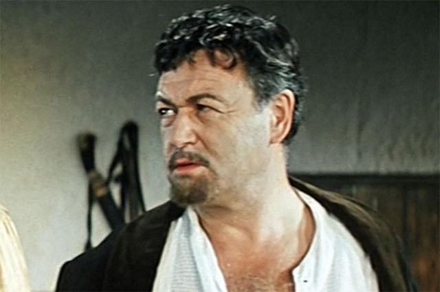 Ефим Копелян в фильме «Неуловимые мстители», 1967 год.