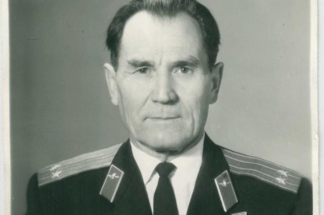 Алексей Николаевич Гребенщиков.