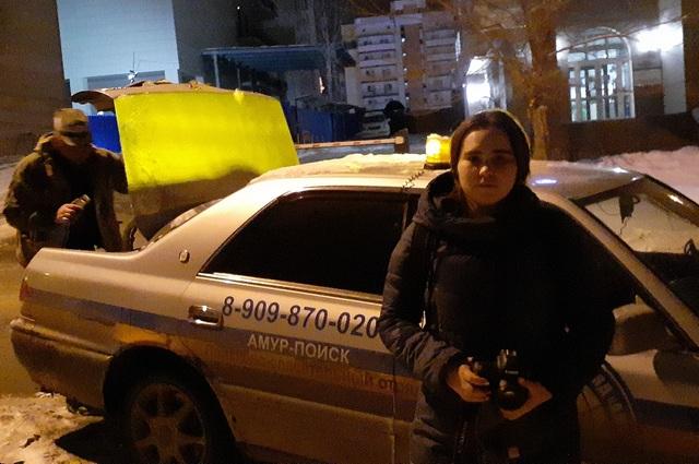 Корреспондент «АиФ-Дальинформ» Арина Проскурина отправилась искать пропавшего хабаровчанина вместе с ПСО «Амур-Поиск».