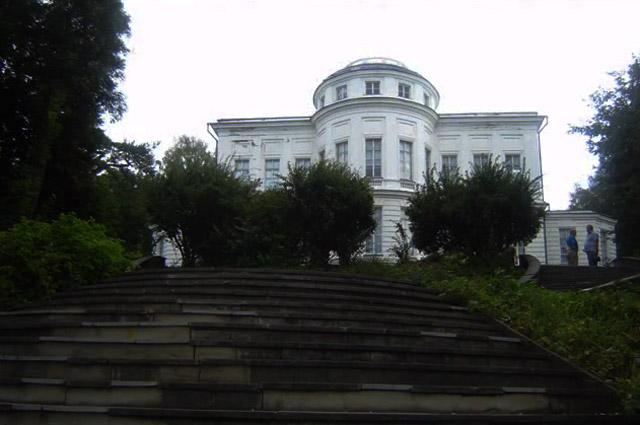 Дворец-музей графа Бобринского в Богородицке