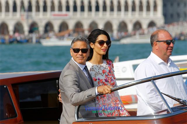 Свадьба состоялась в Венеции