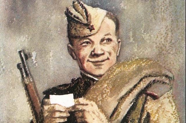 Василий Тёркин.