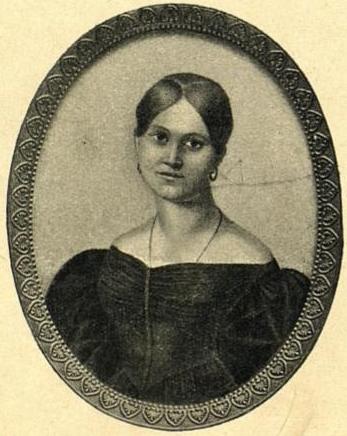 А. П. Керн в 1840-х годах.