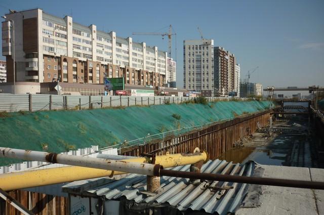 На содержание недостроенного метро требуются сотни миллионов рублей.