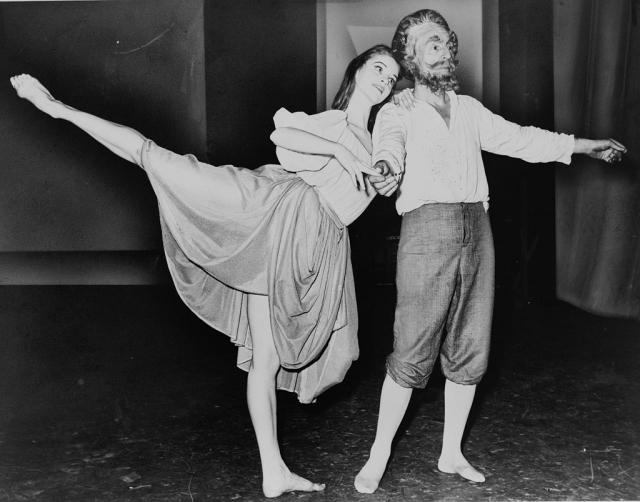Джордж Баланчин в балете