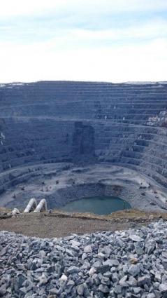 Рудник «Восточный».
