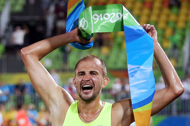 Александр Лесун - пятиборец номер один.