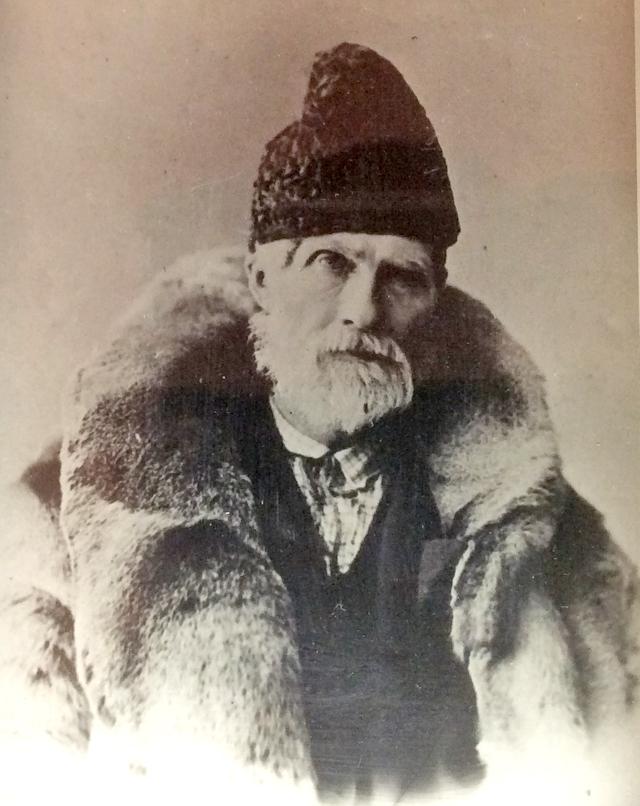 Отец Федора Шаляпина