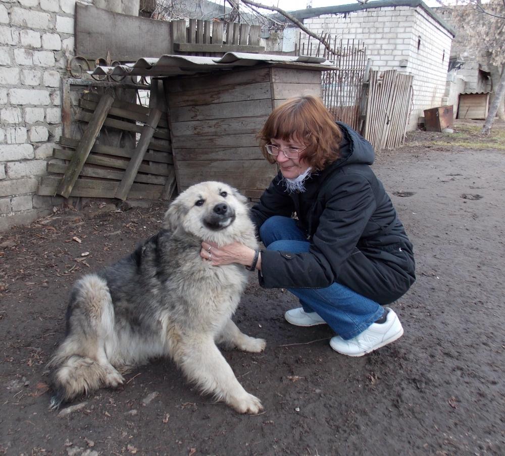 Ольга Ургант и Монти