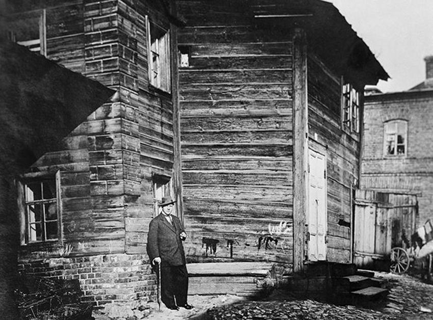 Шаляпин в Казани