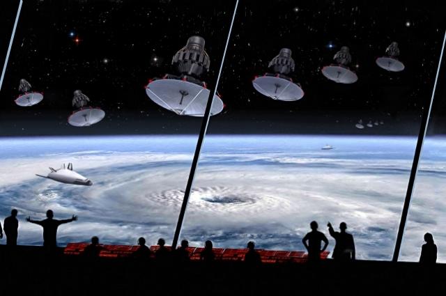 В дальнейшем Асгардия планирует разместить и хранить в космосе на своих спутниках целую базу знаний, накопленную учеными.