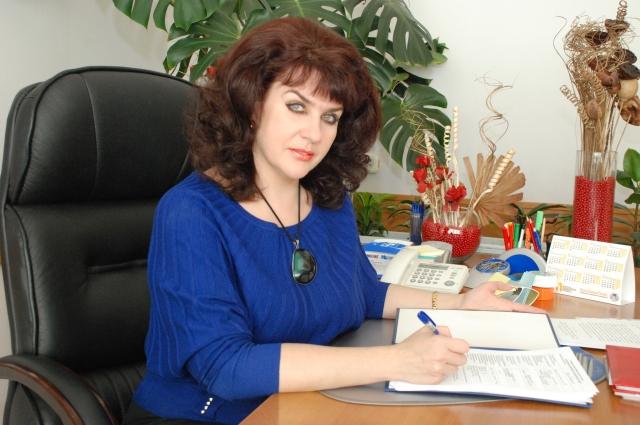 Олеся Воропаева - генеральный директор УК