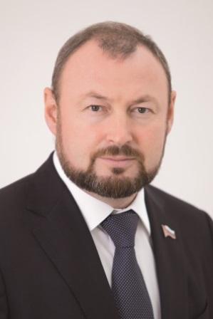 Депутат Екатеринбургской городской думы VI созыва Виктор Тестов.