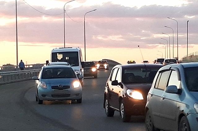 Сегодня Тюмень - образец состояния транспортного строительства.
