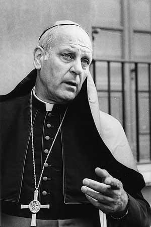 Епископ Пол Марцинкус.