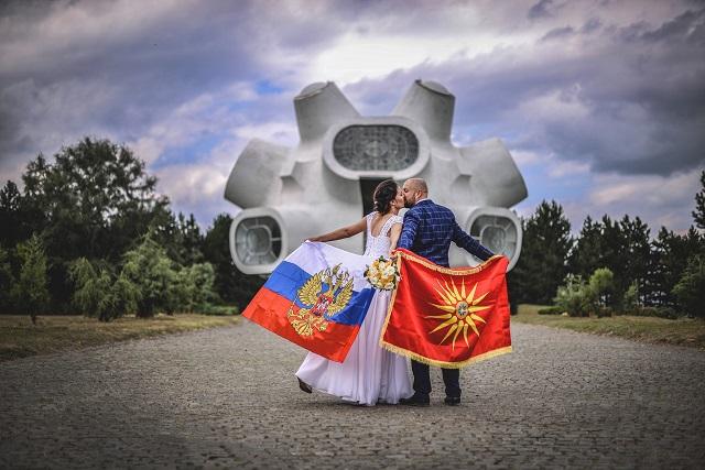 В России Александр встретил свою любовь.