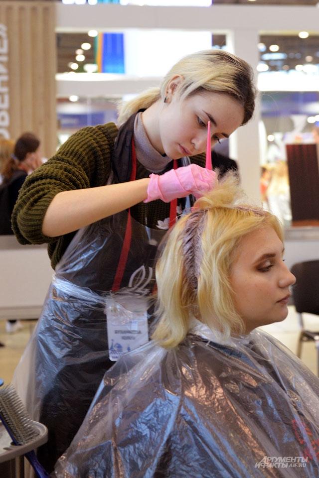 Кто оценит работу парикмахера строже – клиент или эксперт из жюри?