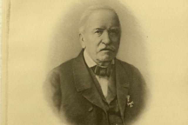 Николай Цебриков.
