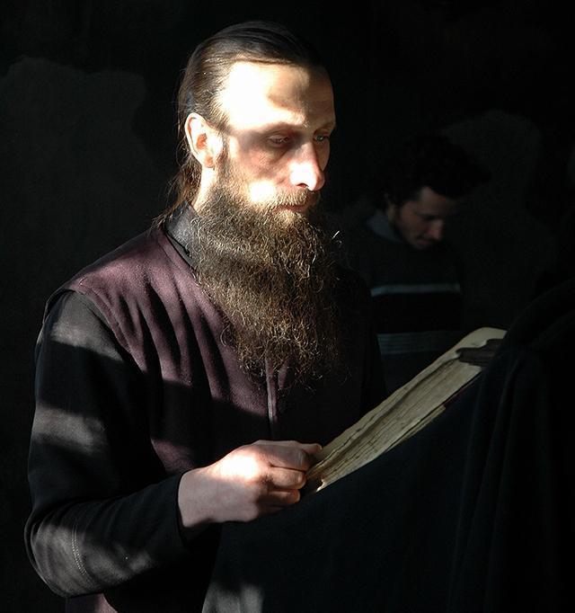 Иеродиакон Павел