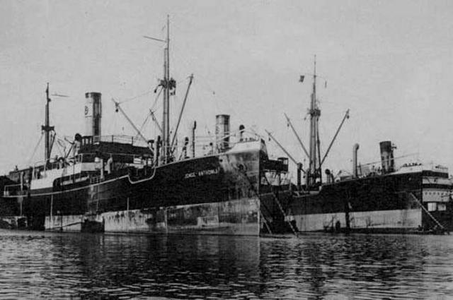 В октябре 1942 года «Зальцбург» был торпедирован, предположительно, советской подводной лодкой М-118.