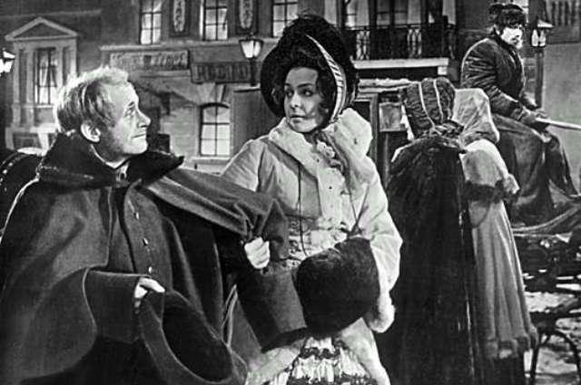 Фильм «Шинель» вобрал в себя сразу несколько произведений Гоголя.